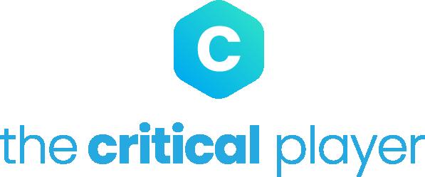 The Critical Player Logo, thecriticalplayer.com