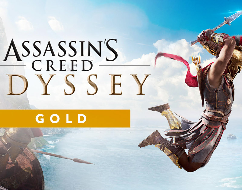 Assassin's Creed Odyssey - Gold Edition (Xbox One), The Critical Player, thecriticalplayer.com