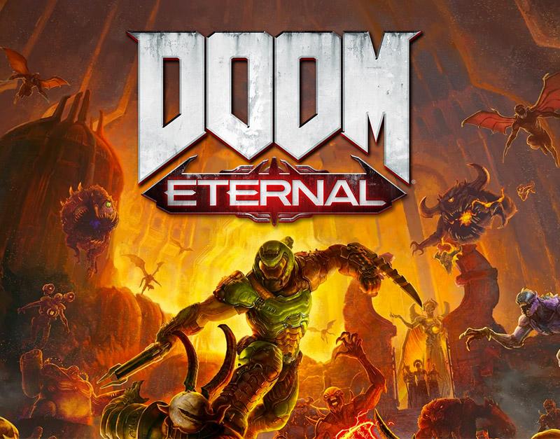 DOOM Eternal Standard Edition (Xbox One), The Critical Player, thecriticalplayer.com
