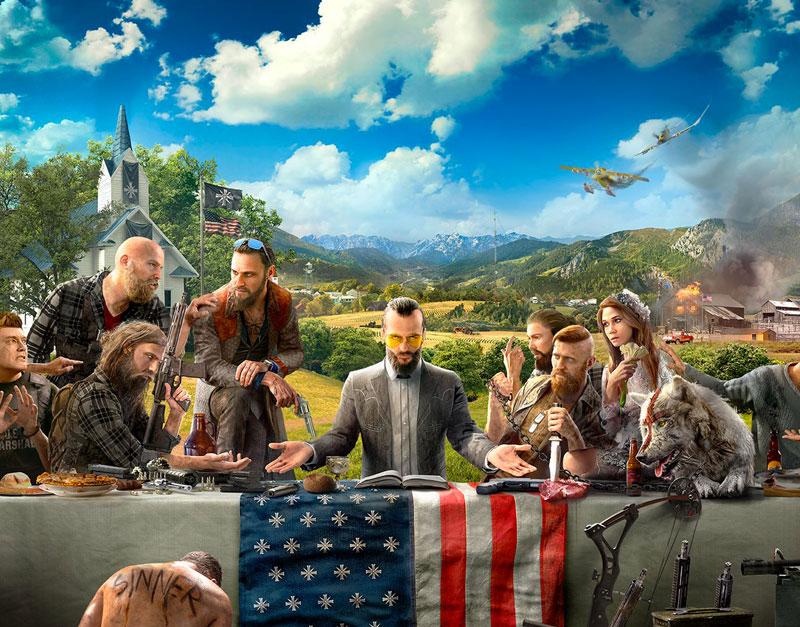 Far Cry 5 - Gold Edition (Xbox One), The Critical Player, thecriticalplayer.com