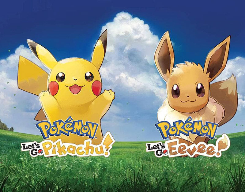 Pokemon Let's Go Eevee! (Nintendo), The Critical Player, thecriticalplayer.com