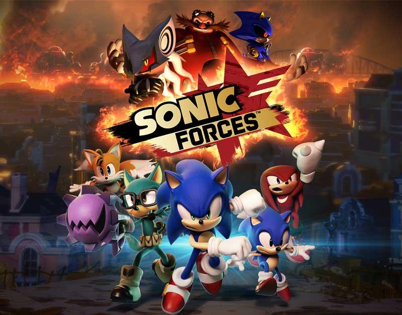 SONIC FORCES™ Digital Standard Edition (Xbox Game EU), The Critical Player, thecriticalplayer.com