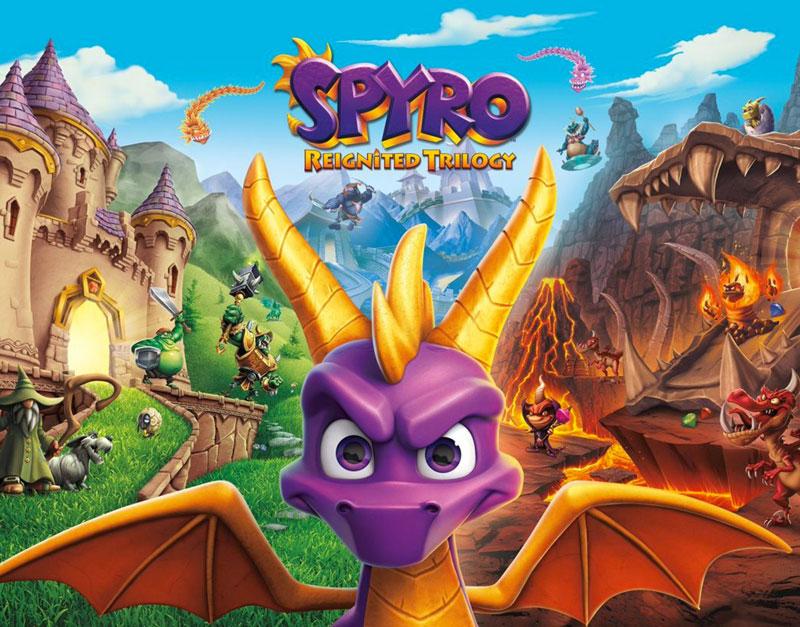 Spyro Reignited Trilogy (Xbox One), The Critical Player, thecriticalplayer.com