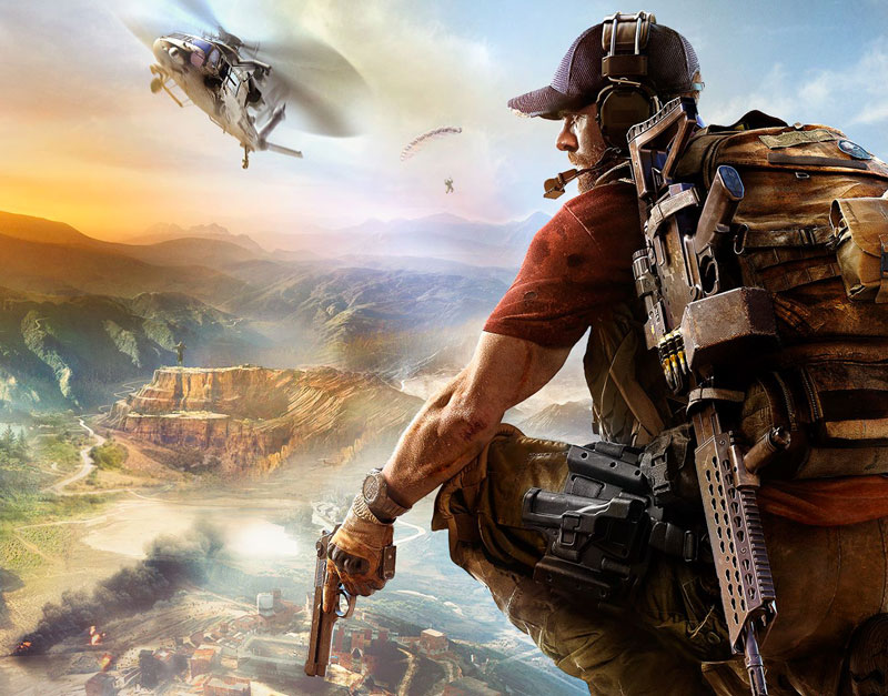 Tom Clancy's Ghost Recon Wildlands - Deluxe Edition (Xbox One), The Critical Player, thecriticalplayer.com