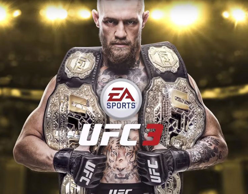 UFC 3 - Deluxe Edition (Xbox One), The Critical Player, thecriticalplayer.com